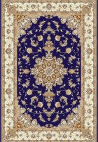 Ковер из Ирана Super Tabriz №7550-dblue