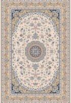 Ковер из Ирана Super Tabriz №7556-cream-Acryl