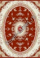Ковер из Ирана Super Tabriz №75112Red