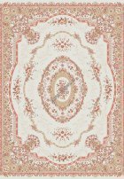 Ковер из Ирана Super Tabriz №75116Cream