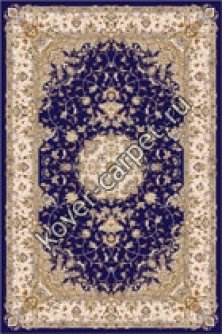 Ковер из Ирана Super Tabriz №75045DarkBlue