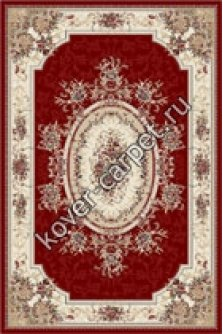 Ковер из Ирана Super Tabriz №75080Red