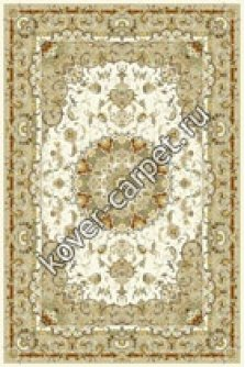 Ковер из Ирана Super Tabriz №75097Cream